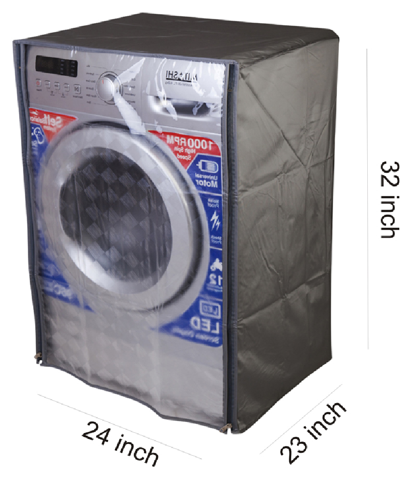 3g Lg Front Load Washing Machine Cover Upto 7kg