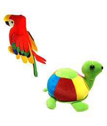 Galaxy World Musical Parrot And Tortoise Combo