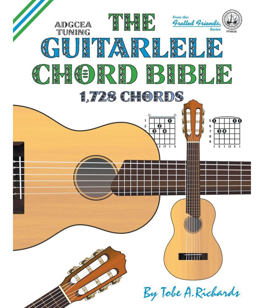 The Guitalele Chord Bible Buy The Guitalele Chord Bible Online At