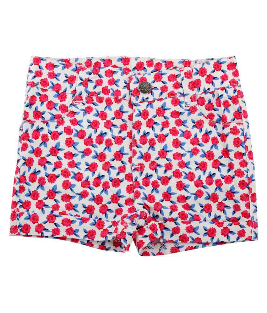 Shishu Pink Shorts