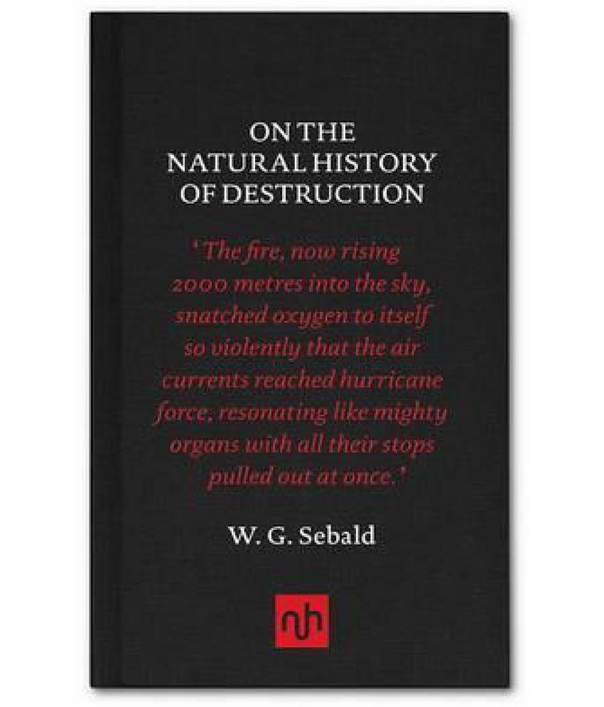 essays about nature destruction