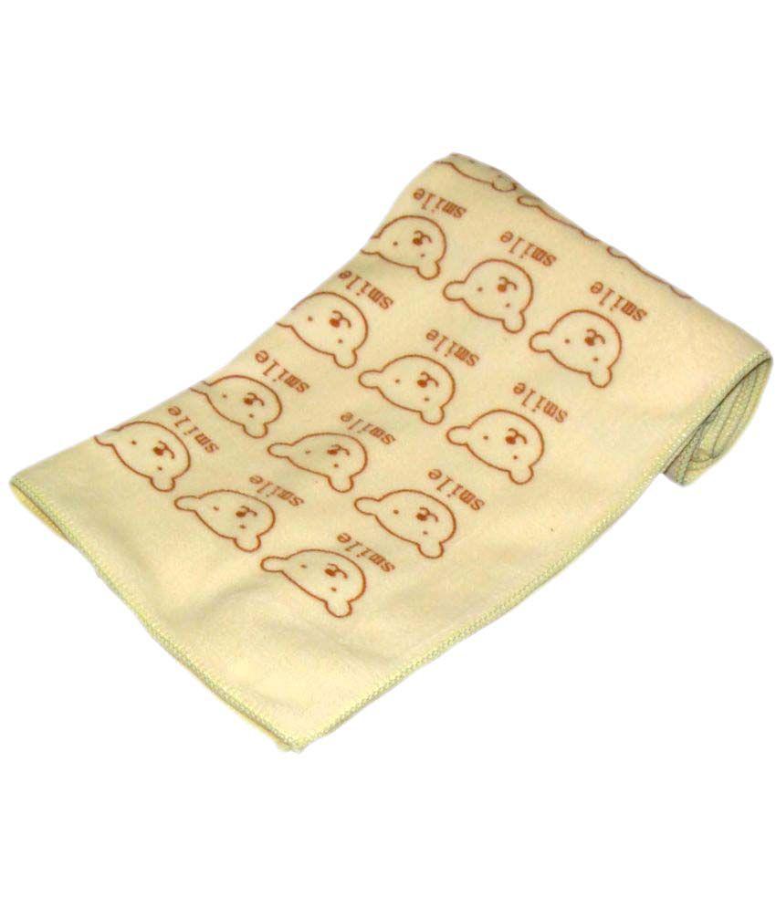 Profto Yellow Microfibre Bath Towels 1