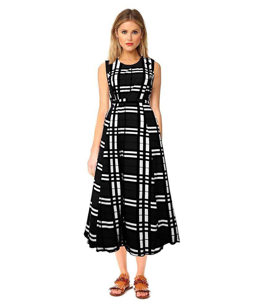 Anaya Fashions Lurex Dresses