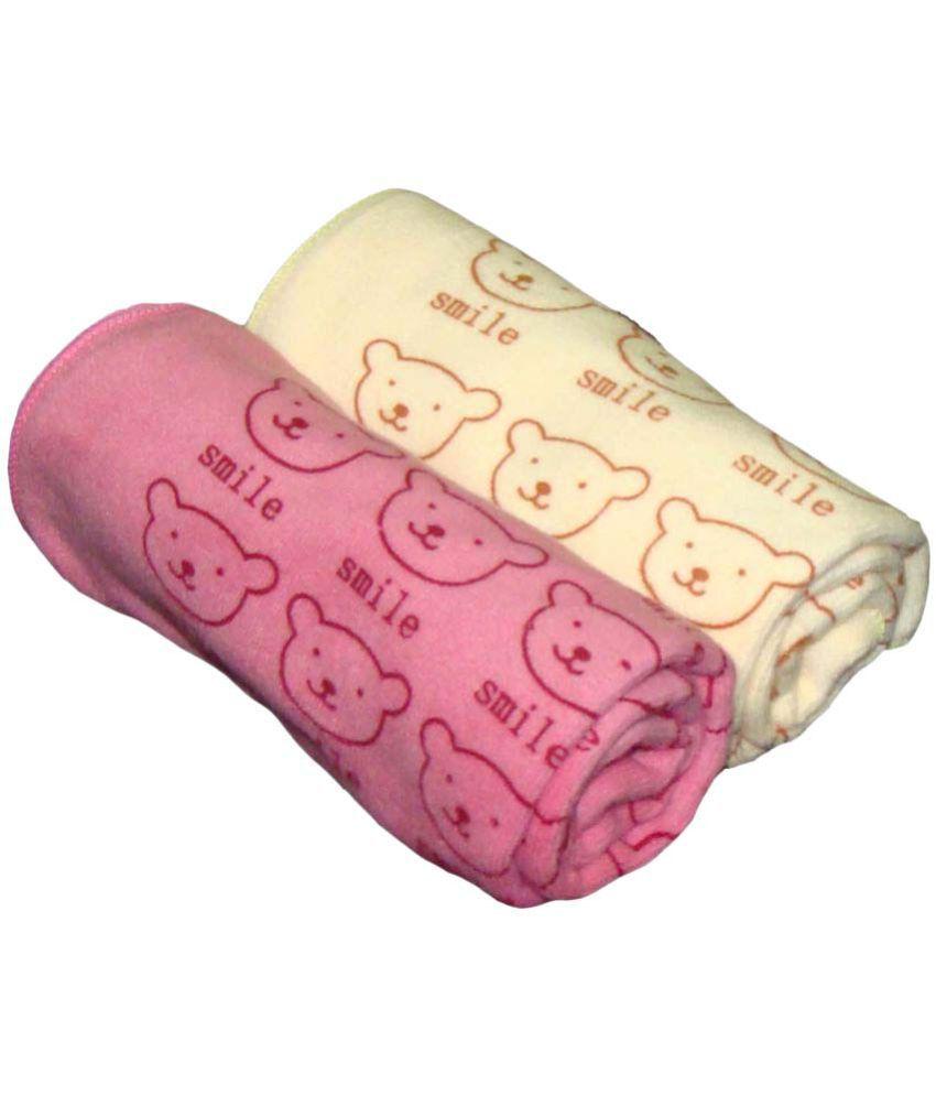 Profto Multi Microfibre Bath Towels Set of 2 Kids Bath Towel
