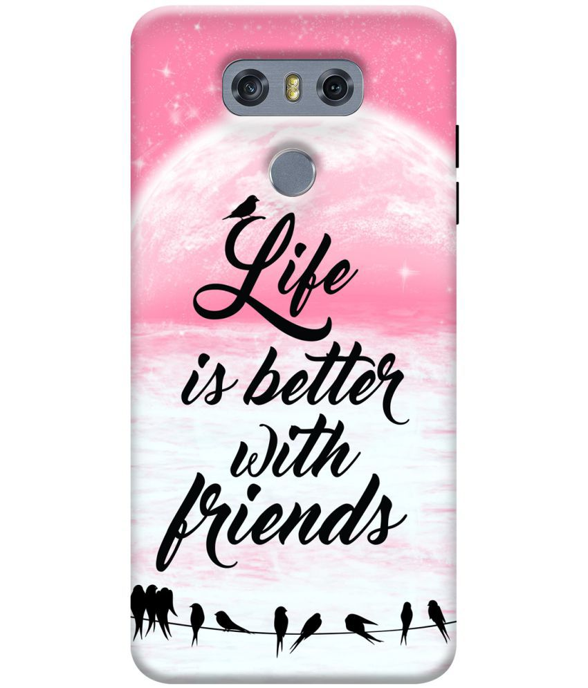 LG G6 Printed Cover By KanvasCases