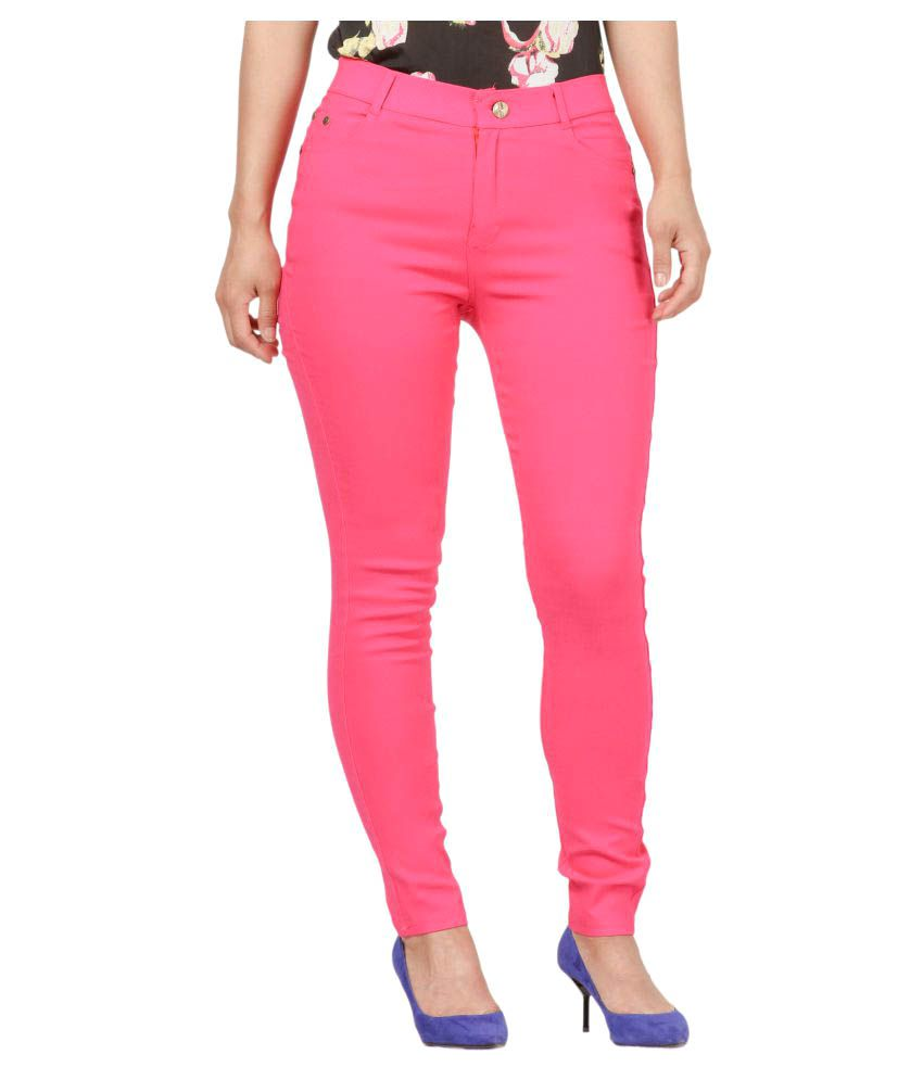 Fit 'N' You Cotton Casual Pants