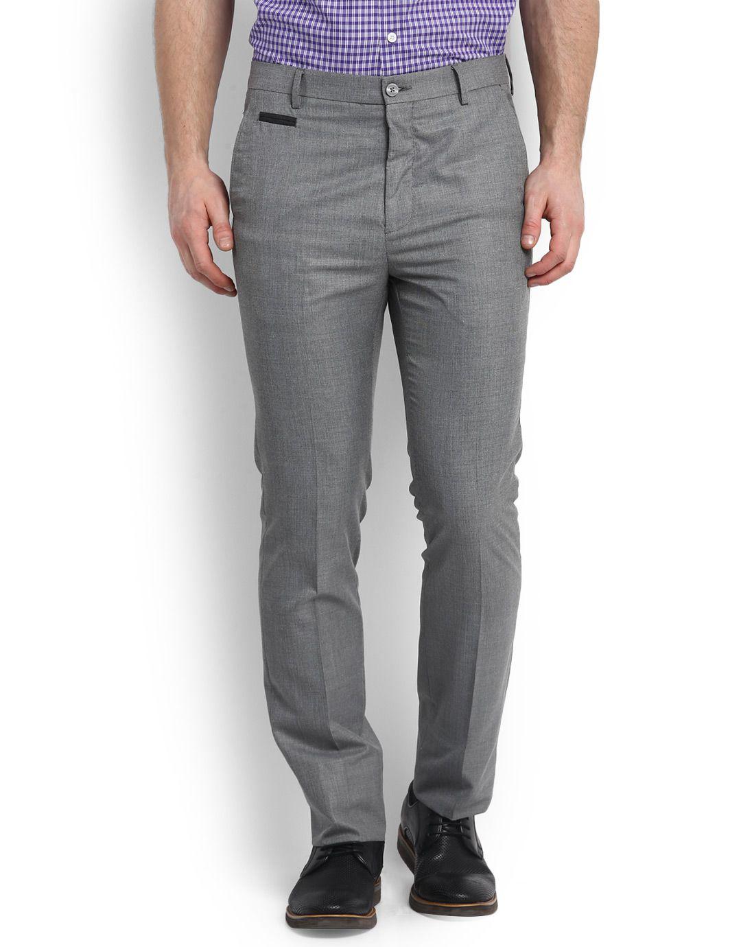 Arrow Sports Grey Trousers