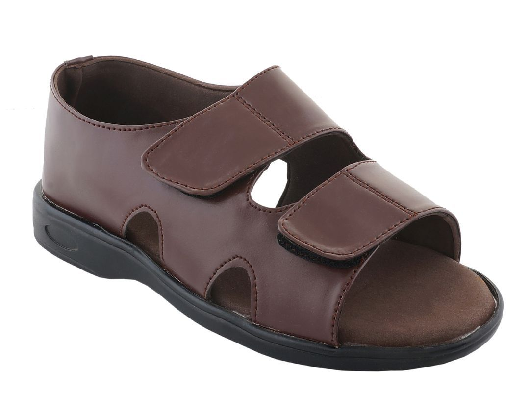 eb34f78f13 Health Fit Brown Orthopedic shoes - Buy Health Fit Brown Orthopedic shoes  Online at Best Prices in India on Snapdeal