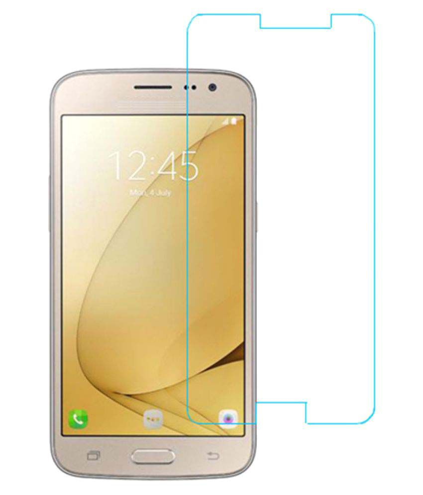 LYF Flame 6 Tempered Glass Screen Guard By Lomoza