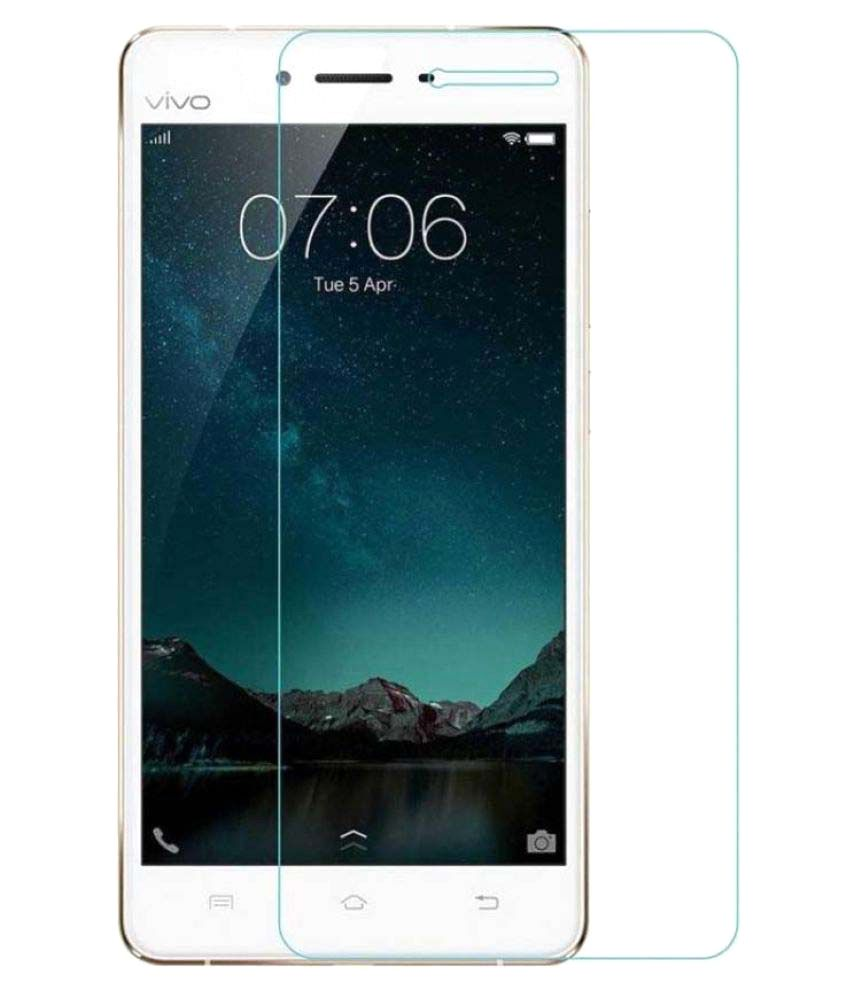 Vivo Y55L Tempered Glass Screen Guard By Easybizz
