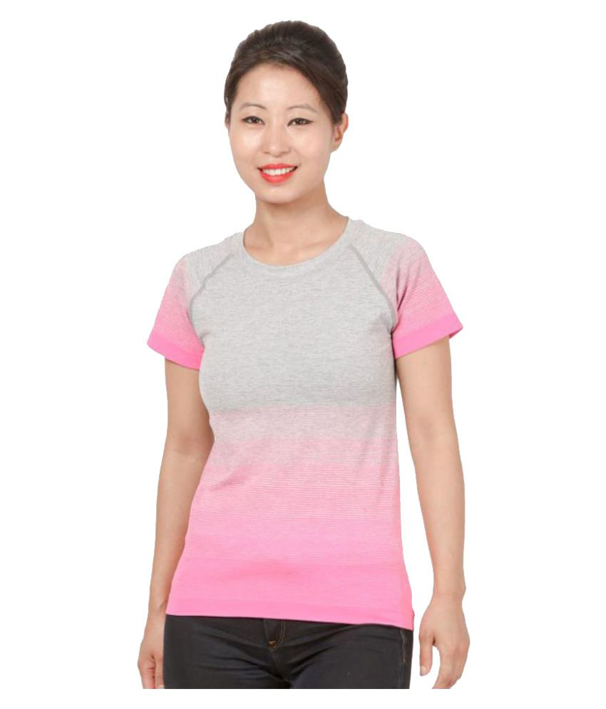 Fit 'N' You Polyester T-Shirts