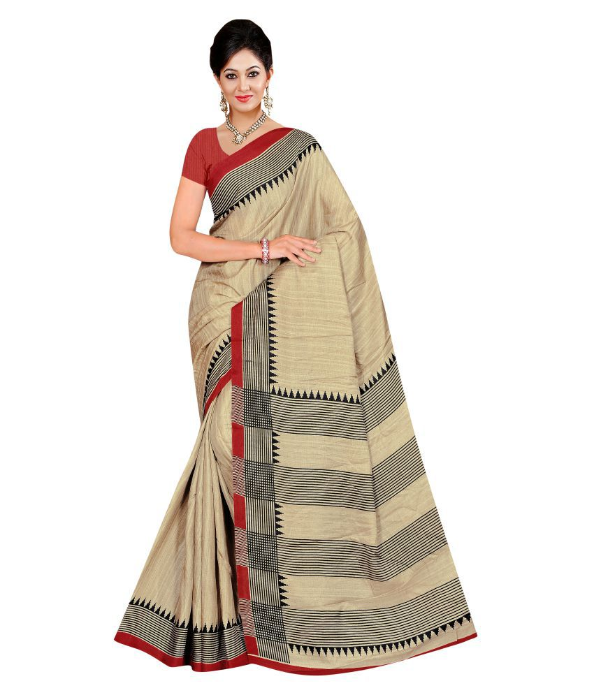 Winza Designer Multicoloured Manipuri Silk Saree