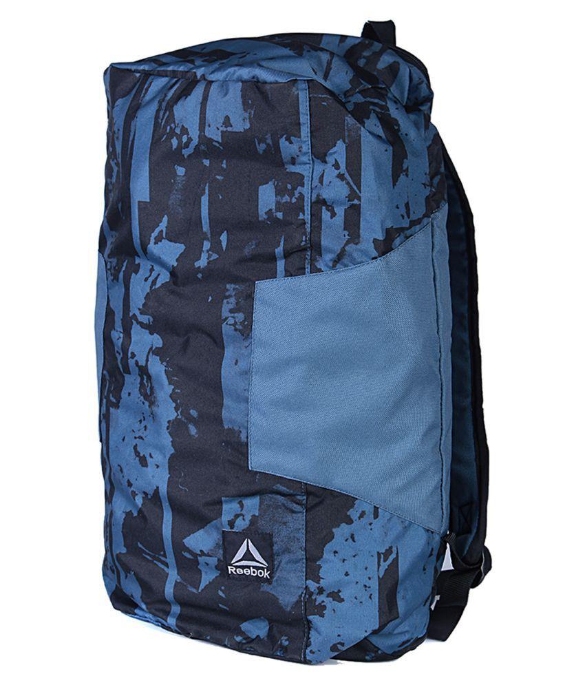 Reebok Sport Royal Backpack - Black | Reebok MLT  |Reebok Backpack