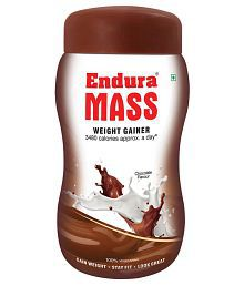 Endura Mass Gainer 1 Kg Chocolate Weight Gainer Powder