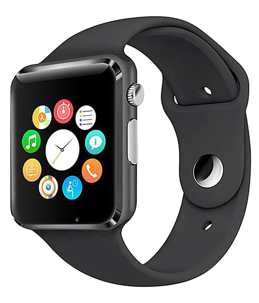MPA Smart Watch GT08-17 Smart Watches Black