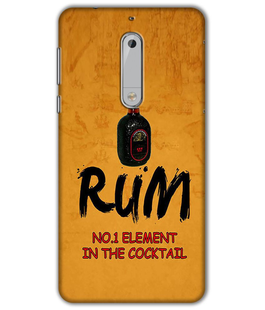 Nokia 5 Printed Cover By LOL