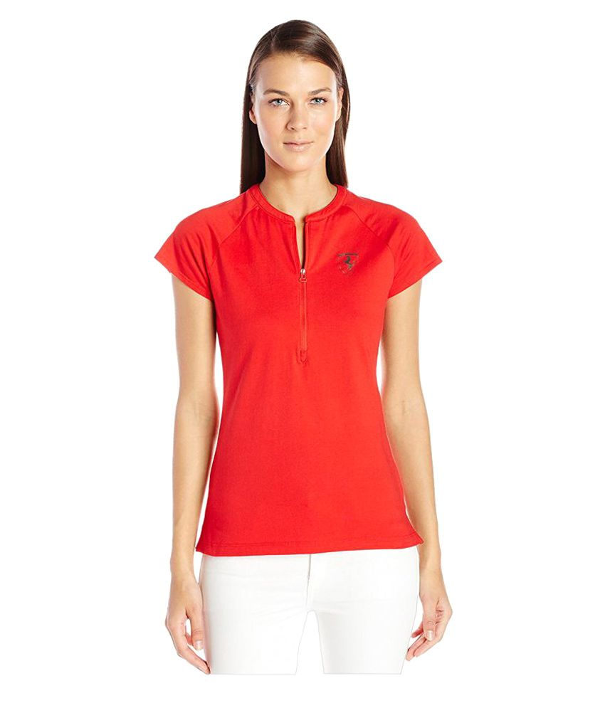 Puma Women's Polo T-Shirt