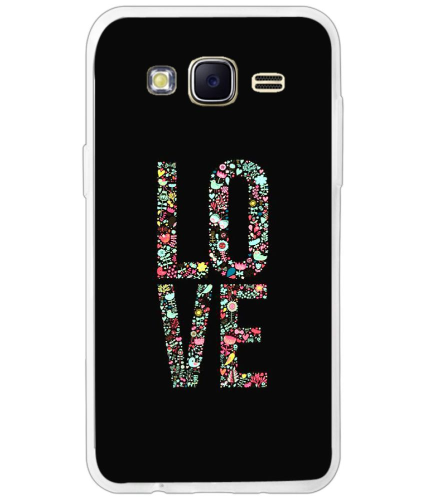 Samsung Galaxy J7 Printed Cover By Instyler