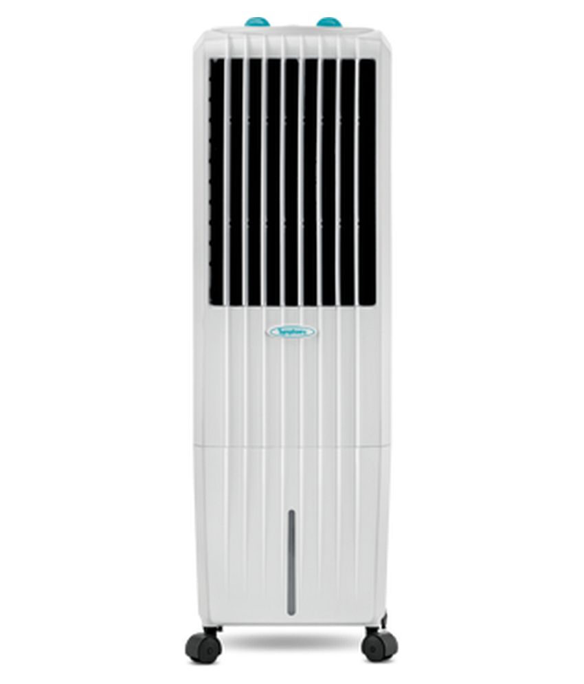 Symphony 12 ltr diet 12t air cooler for small room price for Small room cooler