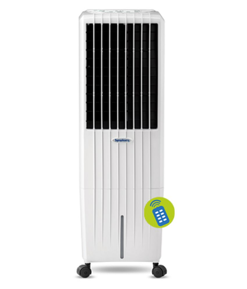 symphony 22 ltr diet 22i air cooler with remote for