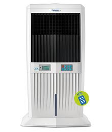 Symphony 70 Ltr Storm 70i Tower Cooler White (With Remote)