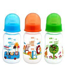 Mee Mee Premium Feeding Bottle - Pack Of 3