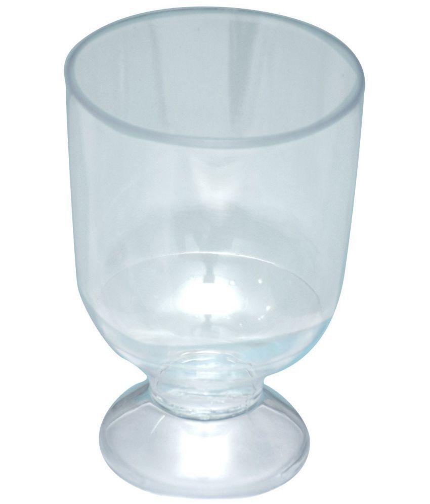 Ezee Plastic Glasses