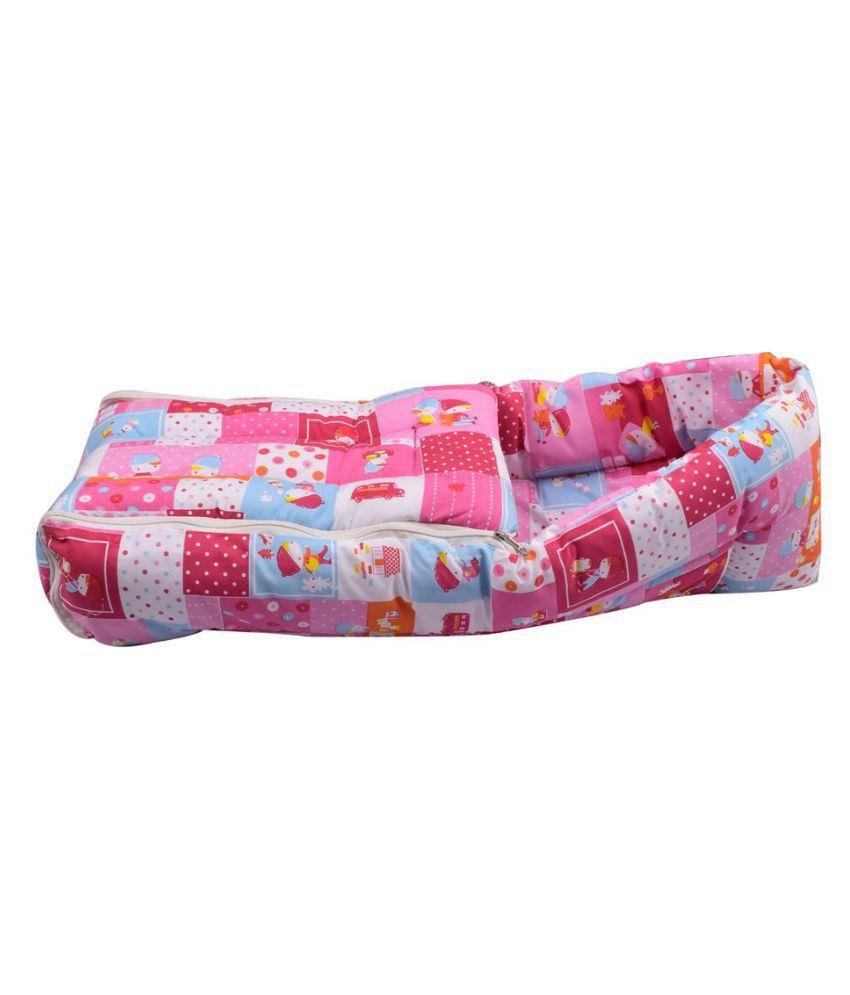 Joy Mart Multi-Colour Cotton Sleeping Bags ( 47 cm × 5 cm)