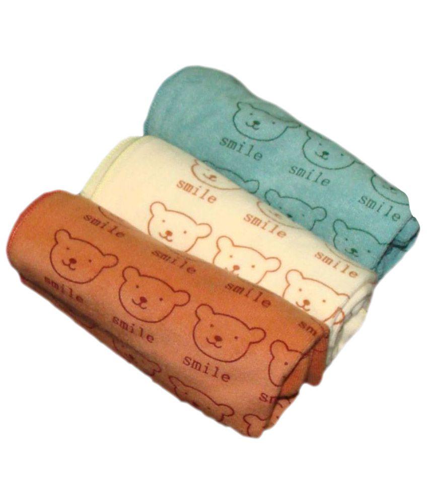 Profto Multi Microfibre Bath Towels Set Of 3 Baby Bath Towel