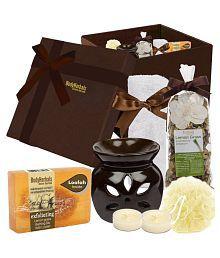BodyHerbals Lemongrass Soap Spa Set Skin Whitening Bath Kit Pack of 6