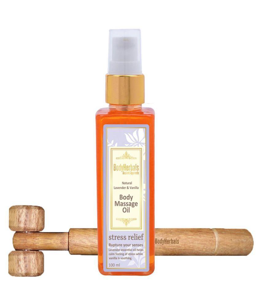 BodyHerbals Lavender & Vanilla Essential Oil Pump 100 ml