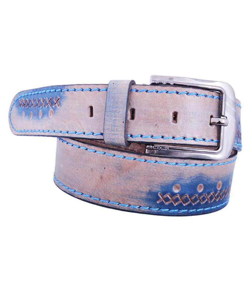 Earnam Multi PU Casual Belts