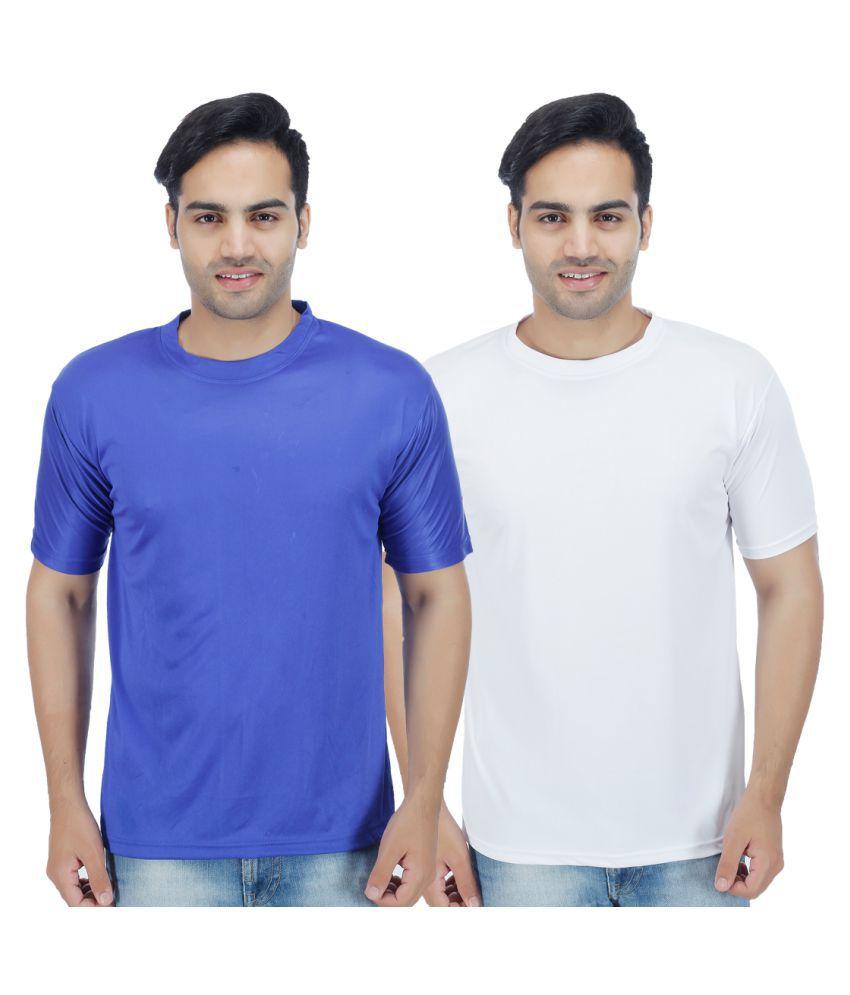 Muassa Multi Round T-Shirt Pack of 2