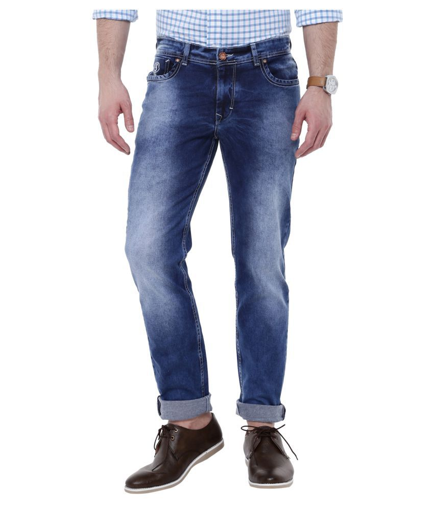 5EM Blue Slim Jeans