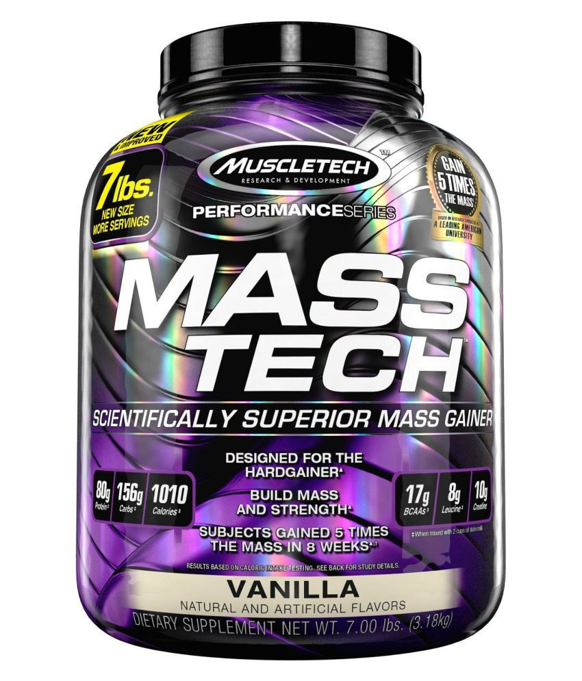 Muscletech Mass-tech,7.05 Lbs