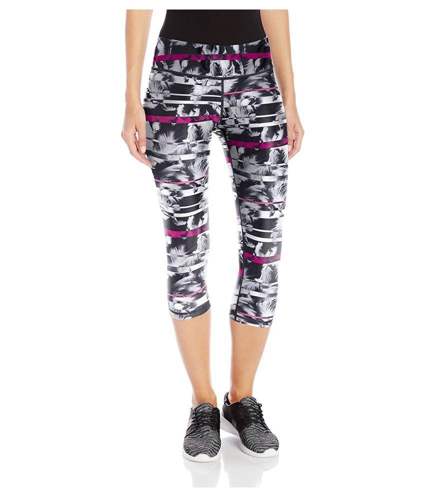Puma Women's Straight Capri Bottomwear