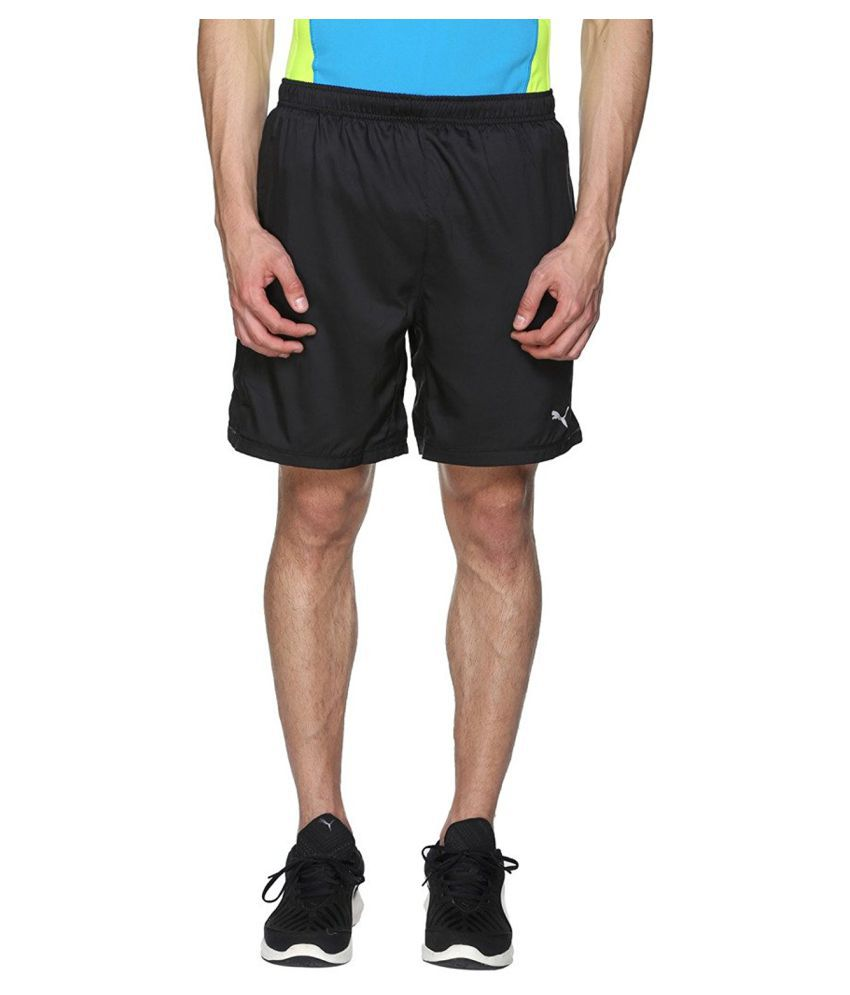 Puma Men's Synthetic Shorts