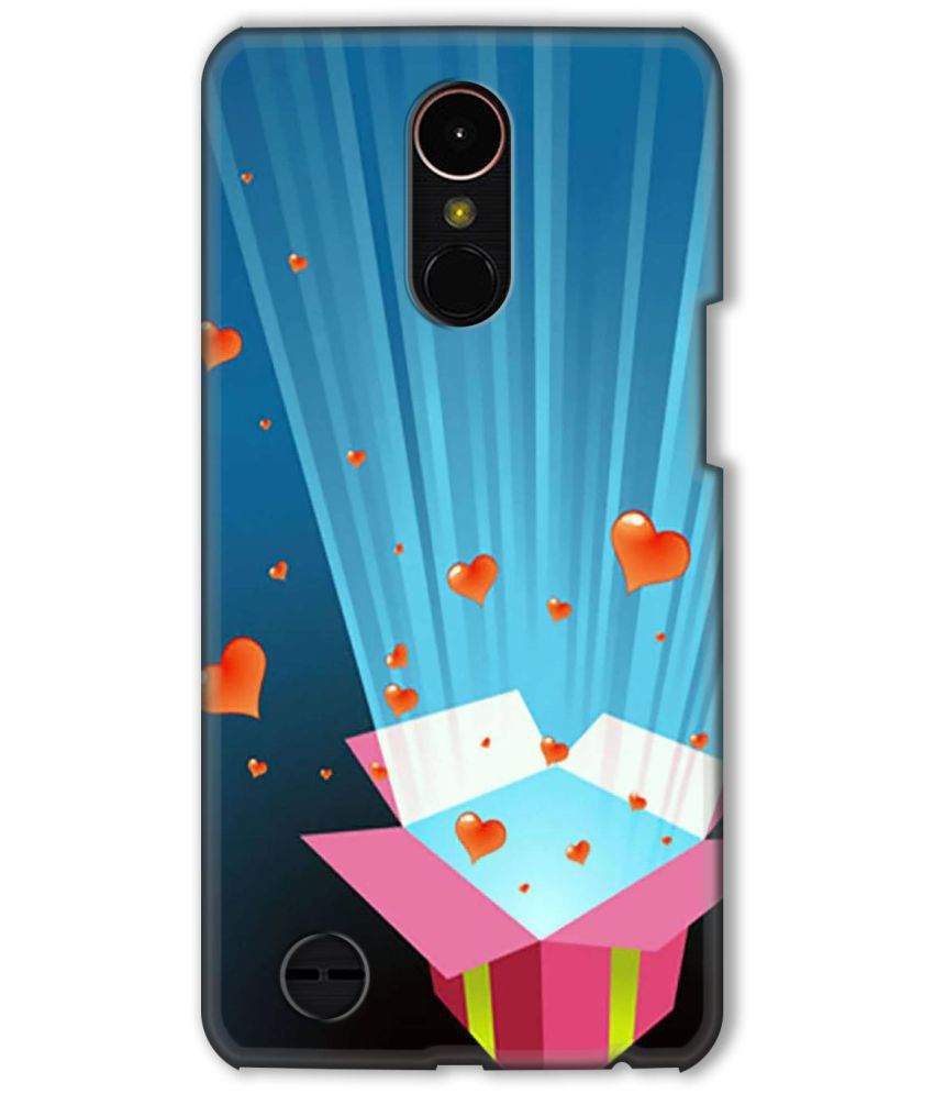 LG K10 2017 Printed Cover By LOL