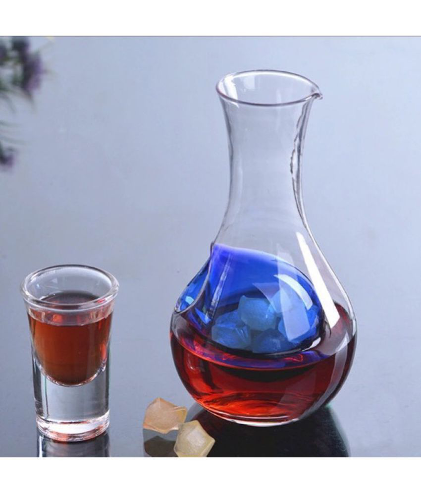 The Collectives Glass Decanters