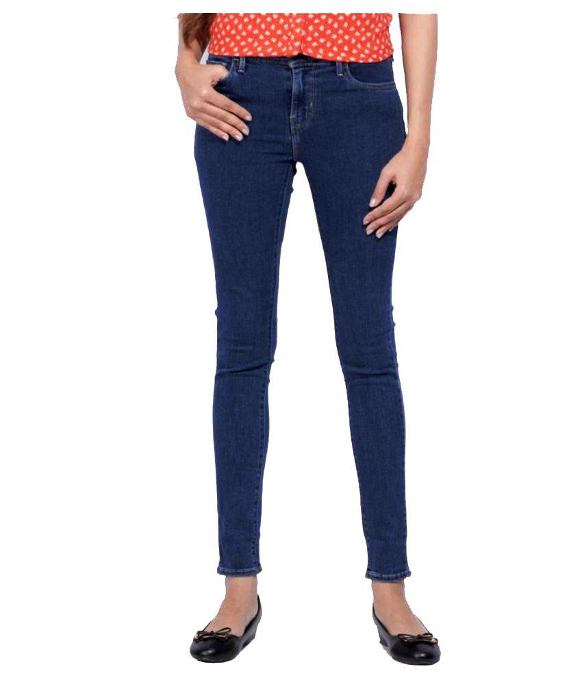 Masterly Weft Denim Lycra Jeans