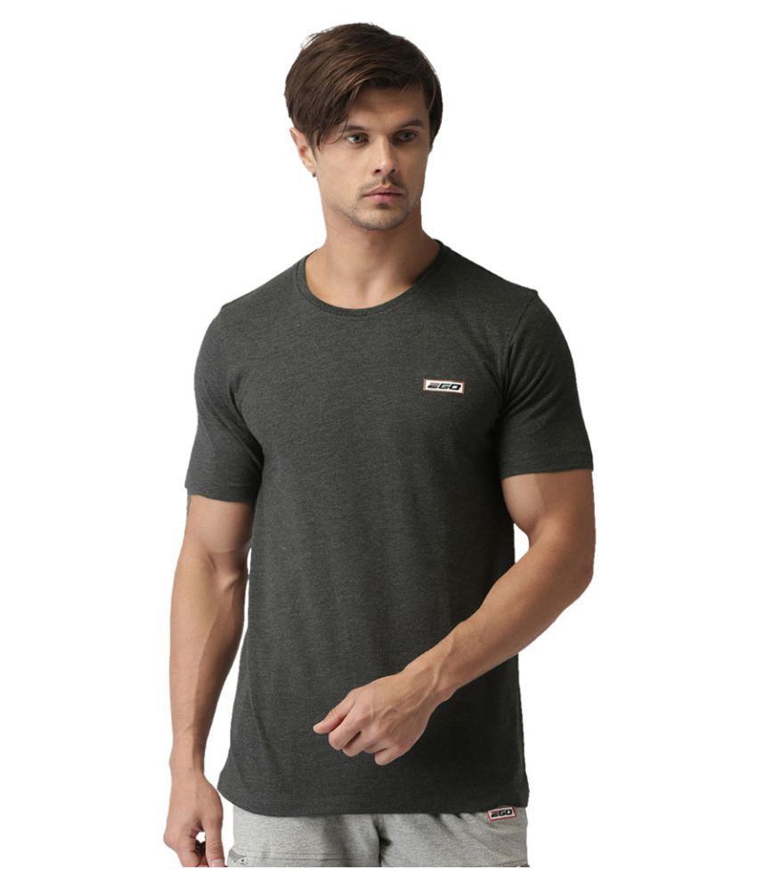 2GO  Half sleeves Round Neck T-shirt