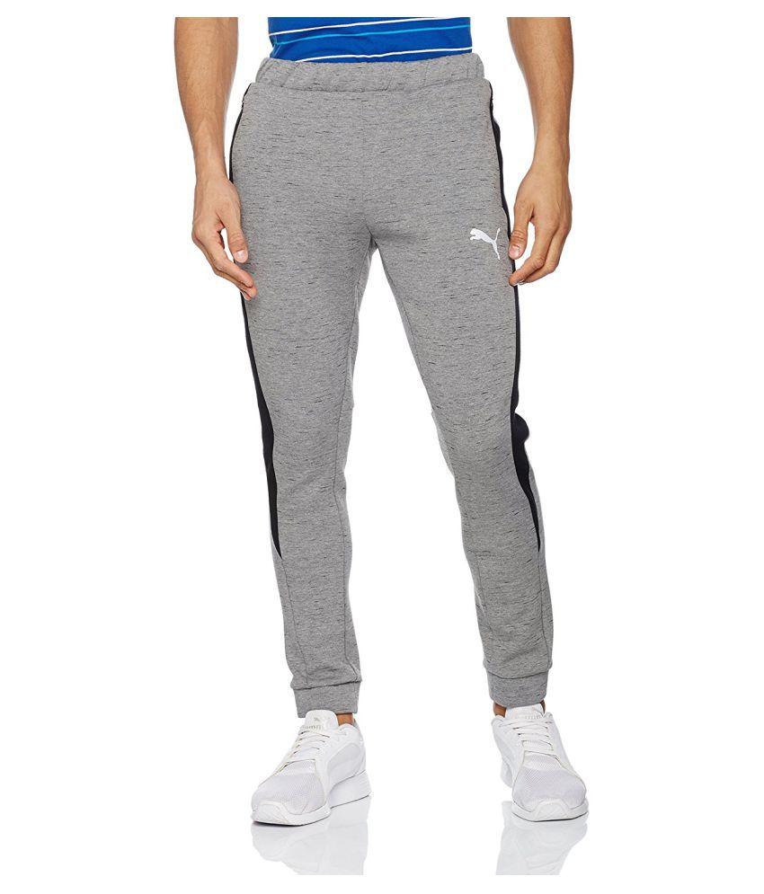 Puma Men's Cotton Track Pants
