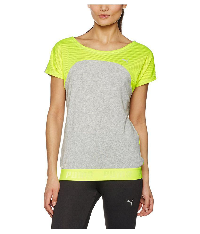 Puma Women's Plain T-Shirt