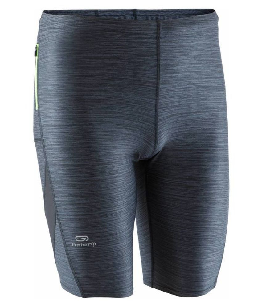 KALENJI Run Dry Men's Running Tight Shorts