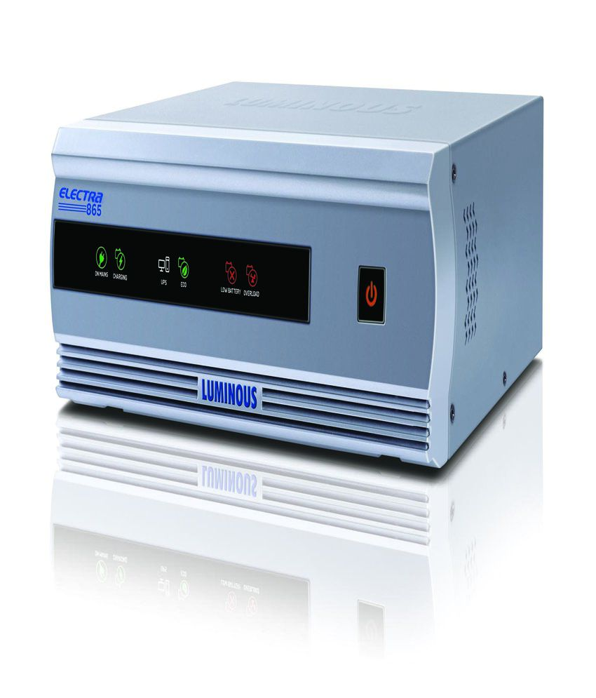 Luminous Electra 865 Long Back Home UPS Price in India - Buy ...