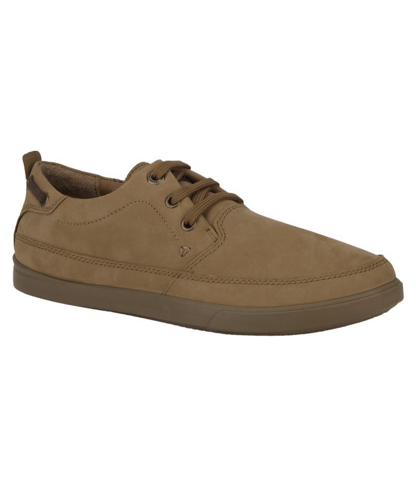 Woodland GC 1759115-CAMEL Sneakers Camel Casual Shoes ...
