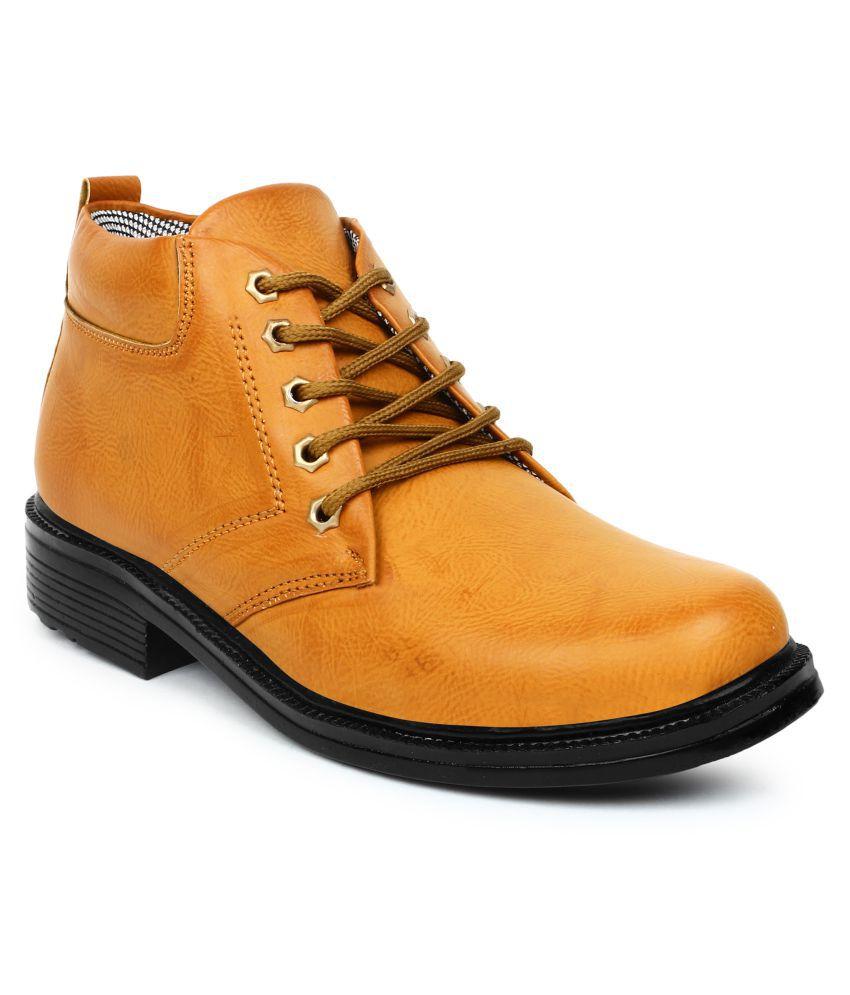 Xtreme Tan Casual Boot