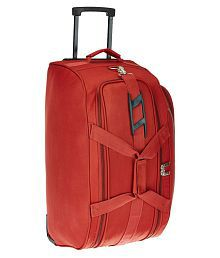 Pronto Rust M( Between 61cm-69cm) Check-in Soft Luggage