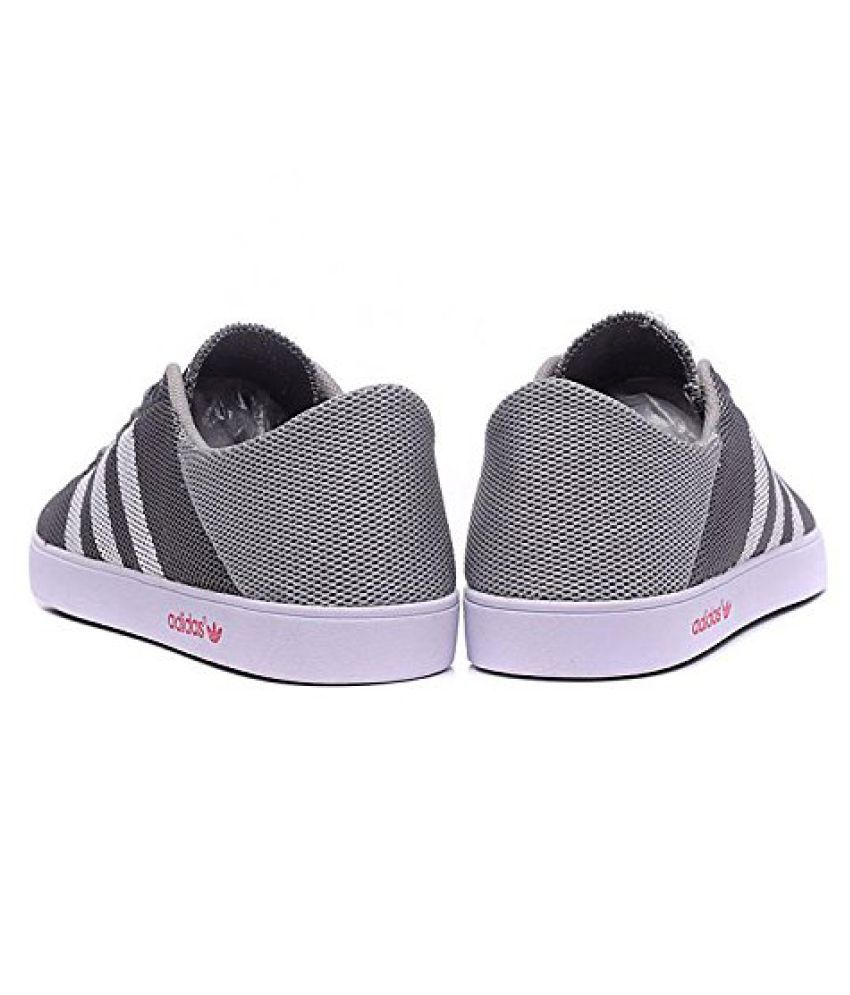 38479b1d7990 Adidas NEO Sneakers Gray Casual Shoes Adidas NEO Sneakers Gray Casual Shoes  ...