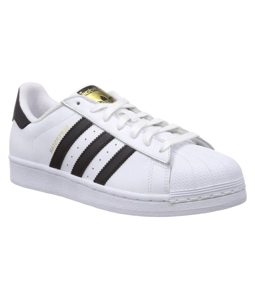 newest 0b28b 6b800 Adidas Superstar Sneakers White Casual Shoes - Buy Adidas Superstar  Sneakers White Casual Shoes Online at Best Prices in India on Snapdeal